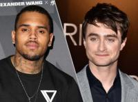 Chris Brown i Daniel Radcliffe (27)