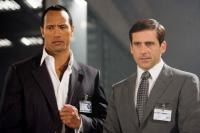 Steve Carell (54) i Dwayne Johnson (45)