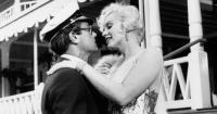 Marilyn Monroe i Tony Curtis